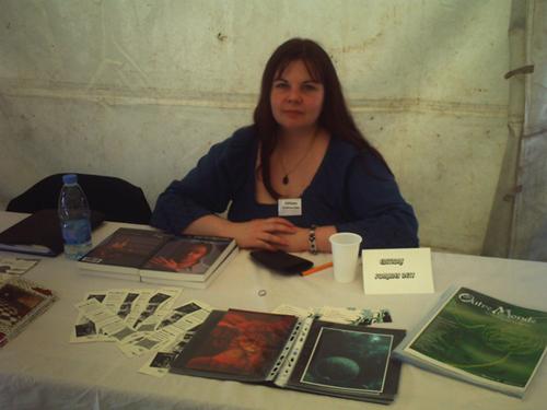 14eme fête du livre à la cadière d'Azur Elie