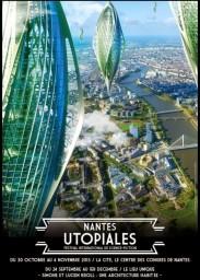 Utopiales 2013 affiche