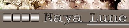 Naya-Lune Naya-Lune est un forum d'écriture et de littérature ouvert aux passionnés et aux lecteurs. Vous pouvez échanger entre écrivains débutants et confirmés pour obtenir des astuces, des conseils ou en donner. Ambiance chaleureuse vous permettant d'obtenir des